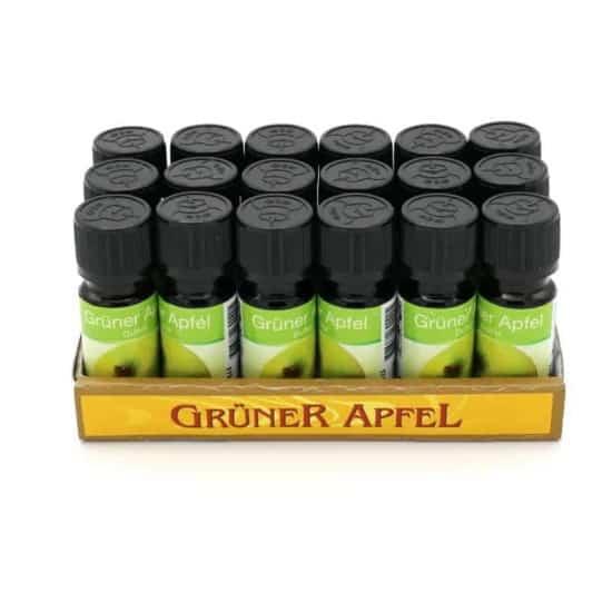 Duftöl Grüner Apfel 10ml in Glasflasche