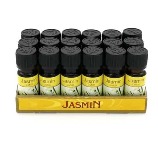 Duftöl Jasmin 10ml in Glasflasche