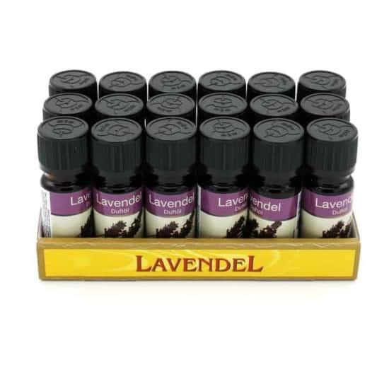 Duftöl Lavendel 10ml in Glasflasche