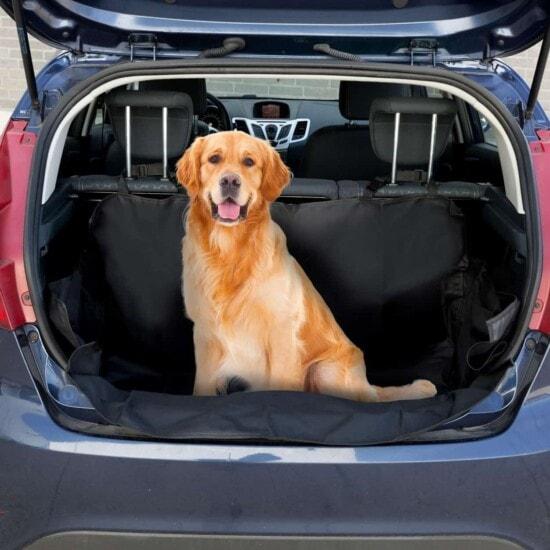 Autositzbezug Hunde - Hundedecke - Schonbezug für Hunde