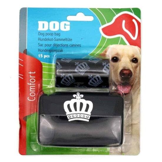 Beutelbox für Hundekotbeutel inkl. 15 Kotbeutel im Set